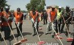 Tchad : La politique environnement de Idriss Déby pour changer l'image de la capitale et des villes