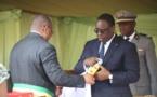 Hommage :  Le sergent Malamine citoyen d'honneur de la ville de Brazzaville à titre posthume.