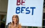 Avec sa nouvelle initiative, Melania Trump emboîte le pas à d'autres Premières dames