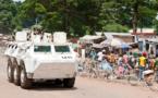 Un casque bleu mauritanien de la MINUSCA tué au sud de la Centrafrique
