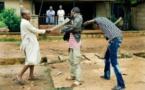 Des fouilles en Centrafrique. Crédits photo : DR
