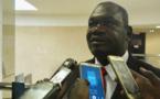 """Tchad : """"les travailleurs disent unanimement non"""", Barka Michel"""