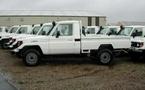 Tchad : Les véhicules Toyota pick-up interdits et réservés à l'armée