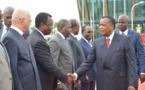 Crise libyenne : Denis Sassou-N'Guesso à la conférence de Paris