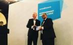 EMEA Finance décerne le prix « Champion de la finance 2017 » au président de l'AFC en charge des investissements