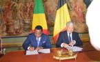 Coopération : signature d'un mémorandum d'entente entre le Congo et la Belgique