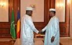 """Tchad : deux heures d'entretien entre Déby et Moussa Faki, """"les rumeurs mourront de leur propre mort"""""""