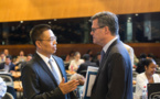 China is not America's scapegoat, says Chinese WTO envoy
