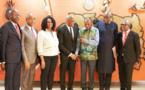 Avec Tony Elumelu, le Président guinéen s'engage à soutenir l'entreprenariat et le secteur privé en Guinée