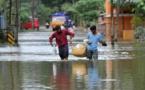 Inde : des inondations font au moins 445 morts