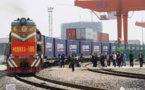 China-Europe freight trains complete 10,000 trips