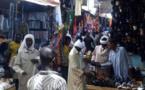 Le marché d'Abéché. Alwihda Info/D.H.