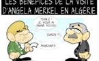 Angela Merkel en Algérie : un petit tour et puis s'en va ! Un point c'est tout !