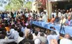 Une assemblée de la plateforme syndicale revendicative à N'Djamena. Alwihda Info/archives.