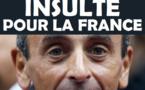 Insulte raciste d'Hapsatou SY par Eric Zemmour : L'apartheid identitaire « Made in France » est en marche !