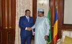Redressement économique : le président de la commission CEMAC à N'Djamena