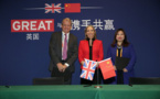 China, UK sign $52.7 million deals in creative industry at CIIE in Shanghai