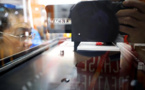 Cutting-edge silicone printer on display for first time outside Germany