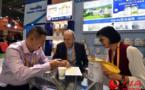 A British exhibitor'six days at CIIE