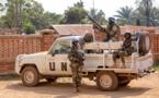 Centrafrique : la MINUSCA dénonce les affrontements entre éléments armés à Alindao