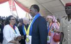 Tchad: Le président Deby organise son premier Meeting