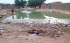 L'insalubrité à N'Djamena, au Tchad. © Alwihda Info