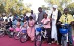 Tchad : 800 enfants reçoivent des cadeaux pour Noël