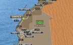 La 11ème édition de l'Africa Eco Race a bien traversé le Sahara marocain