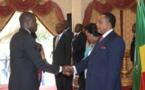 Nouvel an au Congo : première civilité des conseils nationaux consultatifs au couple présidentiel