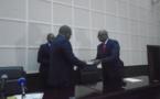 Justice et Droits Humains au Congo : le nouvel inspecteur général des juridictions installé dans ses fonctions