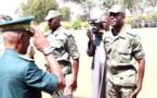 Cameroun : fin de formation militaire des élèves de l'ENAM