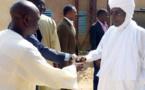 Le gouverneur de la province du Ouaddaï, Ramadan Erdebou. © Alwihda Info