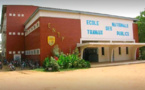 L'Ecole nationale des travaux publics de N'Djamena où a eu lieu la formation. © DR