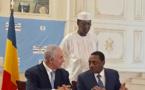 Tchad-Israel : des accords de coopération signés entre les deux pays