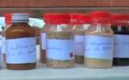 Des produits de médecine traditionnelle au Tchad. © DR