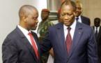 Côte d'Ivoire : Alassane Ouattara annonce la démission de Guillaume Soro en février prochain