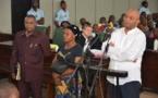 Procès affaire André Okombi à Brazzaville : l'audience inaugurale consacrée à la présentation de l'accusé