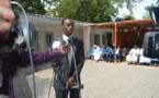 """Tchad : """"On est là pour servir le pays, pas pour s'en servir"""", Ousman Adam Dicki"""