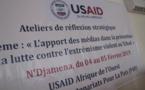 Tchad : les médias sensibilisés dans la prévention et la lutte contre l'extrémisme violent