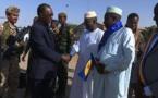 Le président Idriss Déby en séjour à l'Est du Tchad