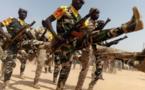 Tchad : 1247 soldats de la DGSSIE ont fini une formation commando