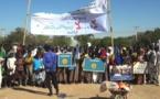 Tchad : une marche de soutien à l'armée à Abéché