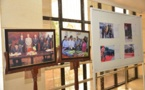 Congo-Chine : les 55 ans de coopération récapitulés par une exposition-photos