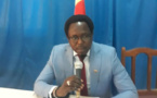 Un avocat de la partie civile dans le procès contre la censure des réseaux sociaux au Tchad. Crédits : AlWihda Info