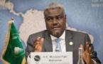 Centrafrique : Moussa Faki appelle au calme et à la retenue