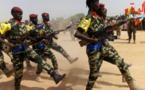 Tchad : décret de nomination d'officiers