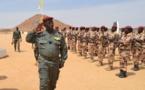 Le Général de corps d'armée Tahir Erda. © DR