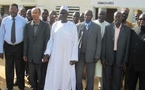 Tchad : Trois opposants du MOSANAT arrivent à N'Djamena