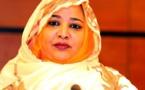 Widad Babikir, l'épouse d'Omar El-Béchir empêchée de quitter Juba