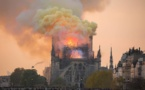 Incendie de Notre Dame de Paris : Denis Sassou-N'Guesso exprime sa solidarité aux chrétiens français